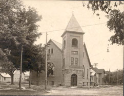 First Baptist Church 1903